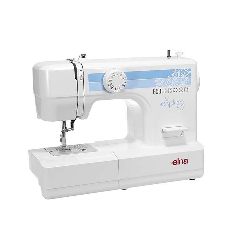 máquina de coser elna