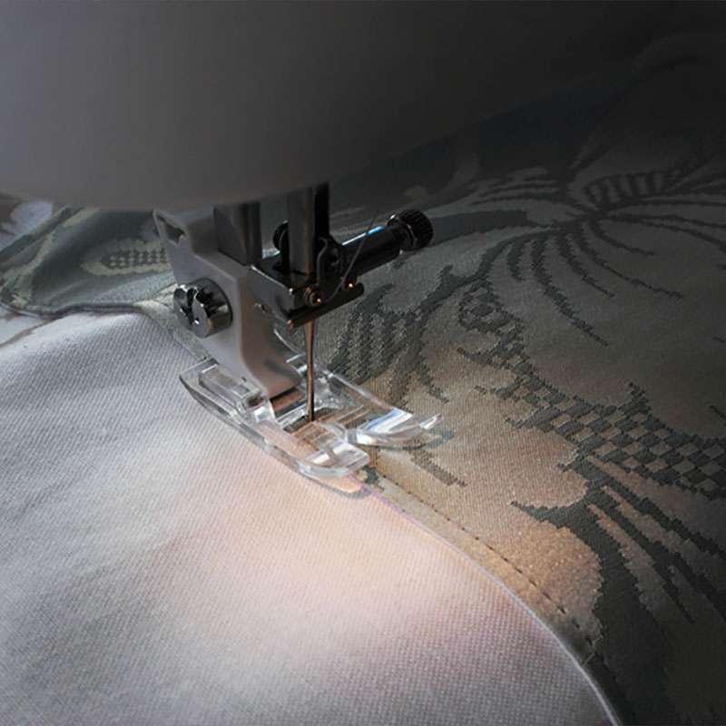 coser tela