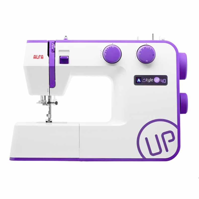 style40up máquina de coser